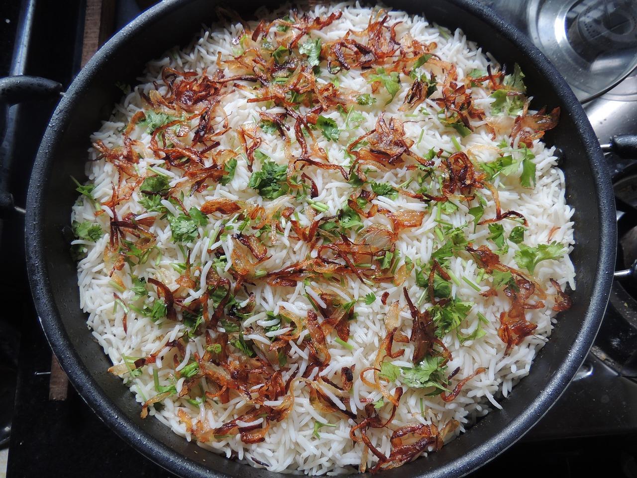 Basmati pirinač – hrana, izvor energije i lek