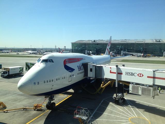 Britiš ervejz: Otkazani svi letovi do kraja današnjeg dana