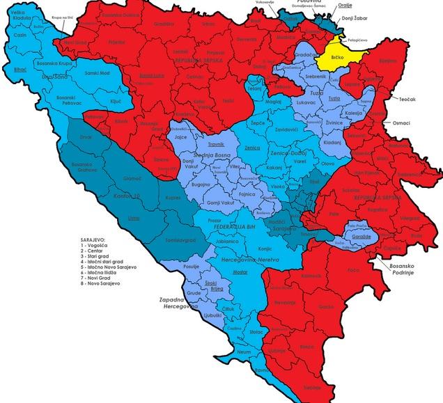 Bivši američki obaveštajac: Bosna nije država, Srpsku odmah pripojiti Srbiji