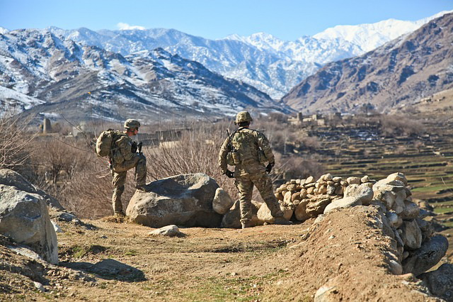 """""""Šta ako Amerikanaci stvarno odu iz Avganistana"""""""