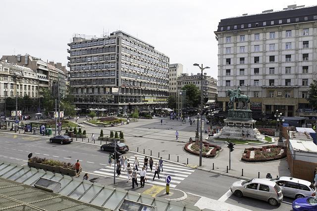 """Nacionalna geografija: Beograd sija u """"protoku vremena"""""""