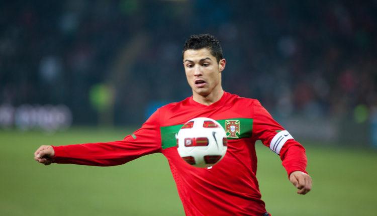 "Ronaldu peti put Zlatna lopta ""Frans fudbala"""