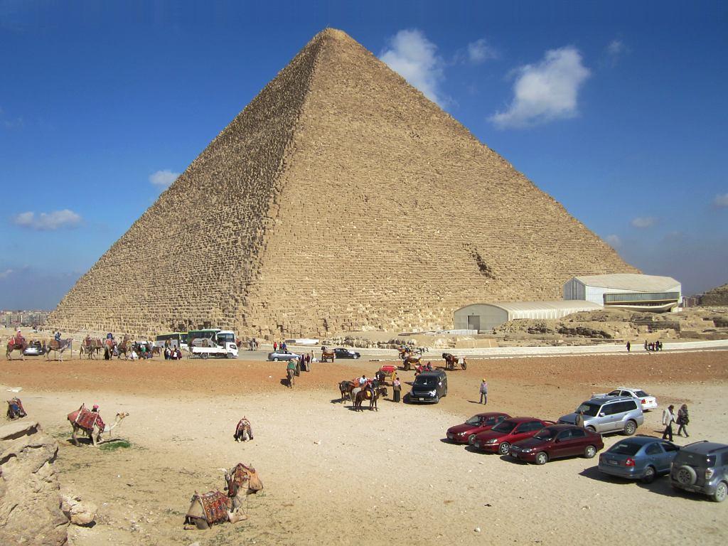 Pronađena tajna soba u Velikoj piramidi u Egiptu