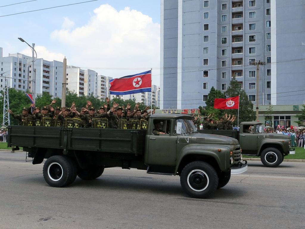 """Severna Koreja spremna da SAD očita """"ozbiljnu lekciju"""""""