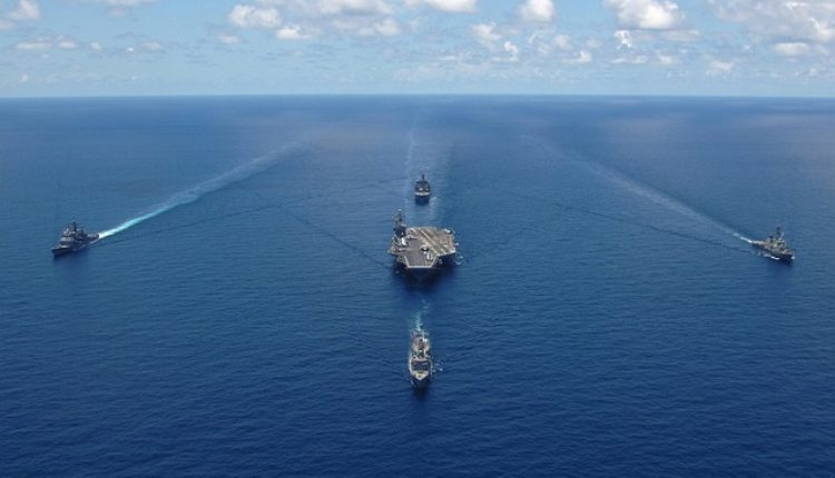 Smena komandanta Sedme flote posle sudara razarača?