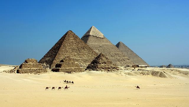 Slediće vam krv u žilama: poruka u Bibliji i na piramidama