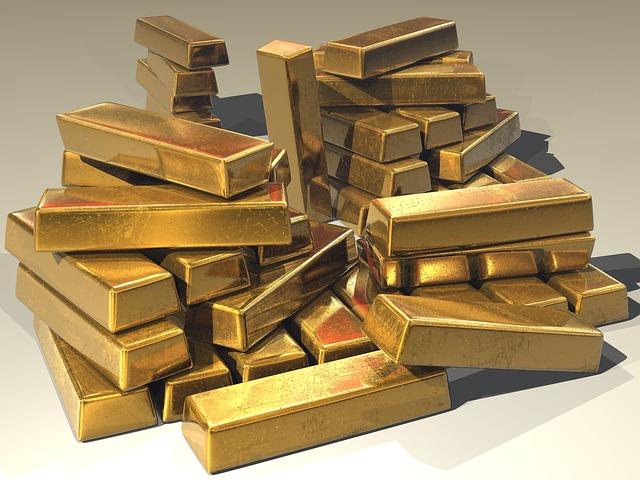 Fjučersi zlata probili 1.300 dolara jer akcije tonu sve dublje