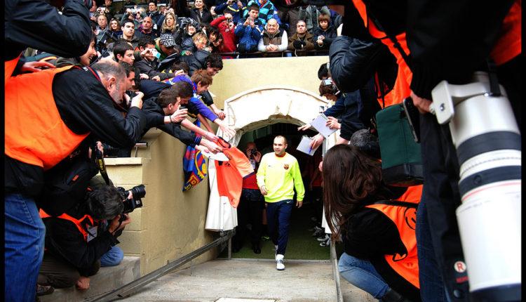 Juventus besplatno dovodi Inijestu iz Barselone?