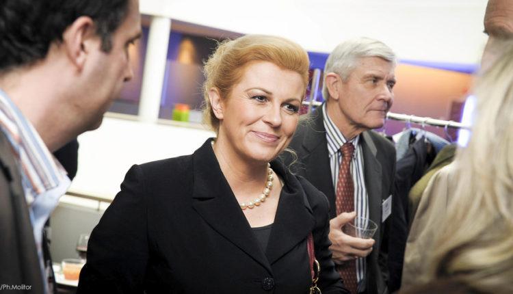 Grabar-Kitarović napokon povukla dobar potez