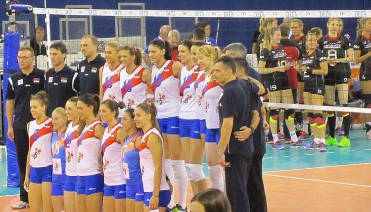 Fantastičnom igrom: Odbojkašice Srbije prvakinje Evrope