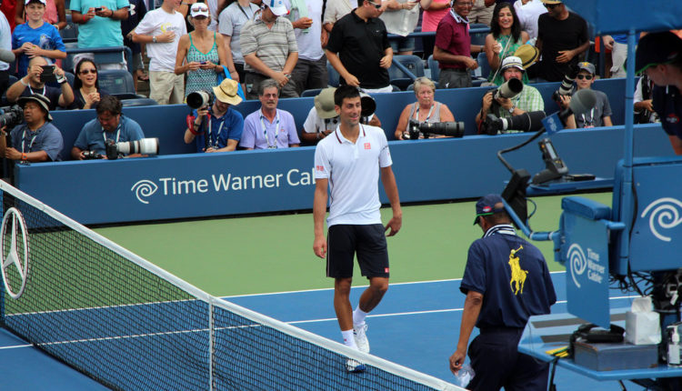 Novak Đoković pao sa 1. mesta liste zarada u istoriji tenisa
