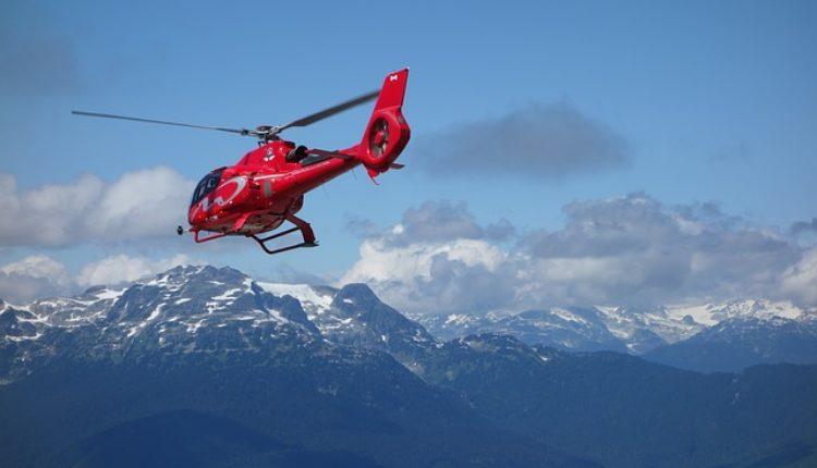 Srušio se helikopter, dvoje poginulo