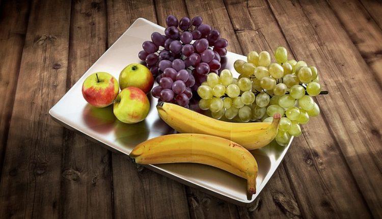 Pušači jedite jabuke, banane, paradajz