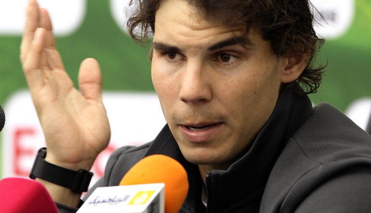 Nadal odbrusio novinarima kad su ga pitali za Novakovu formu