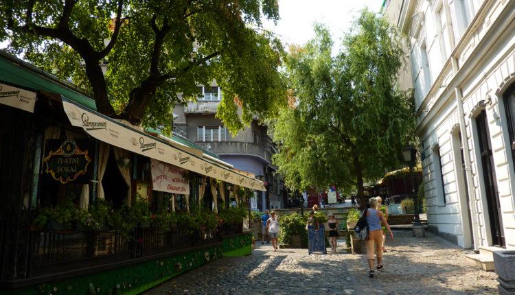 Beograđani u šoku: legendarna boemska ulica s kaldrmom – asfaltirana!