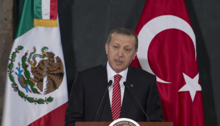 """Erdogan ljut: """"Haradinajeva karijera će se završiti"""""""