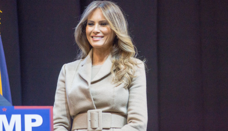 Melanija došla na govor kao ni jedna prva dama pre