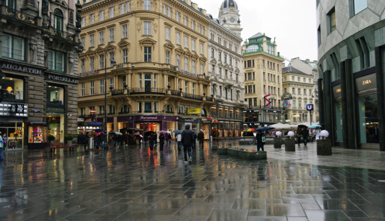 "Skandal u Austriji: ""Bubice"" u kancelariji vicekancelara"