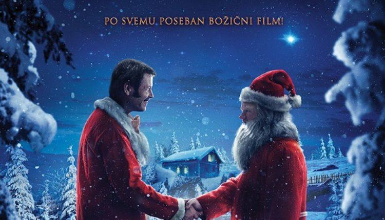 Deda Mraz na zameni (video)