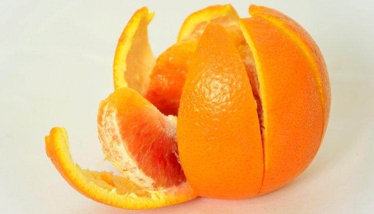 Samo jedna pomorandža dnevno čisti organizam pušača