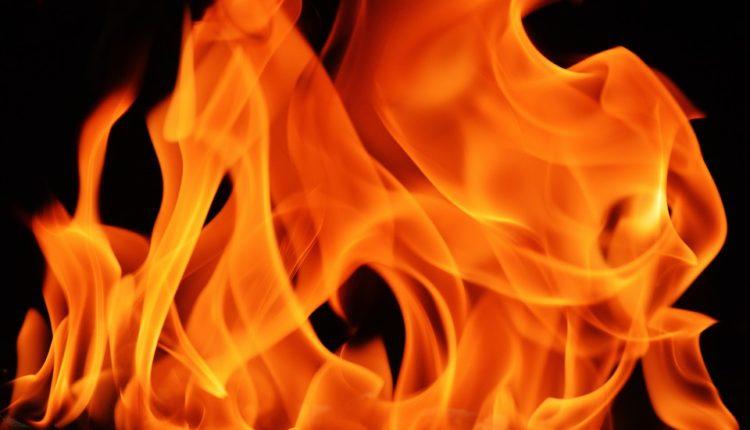 Veliki požar kod Podgorice
