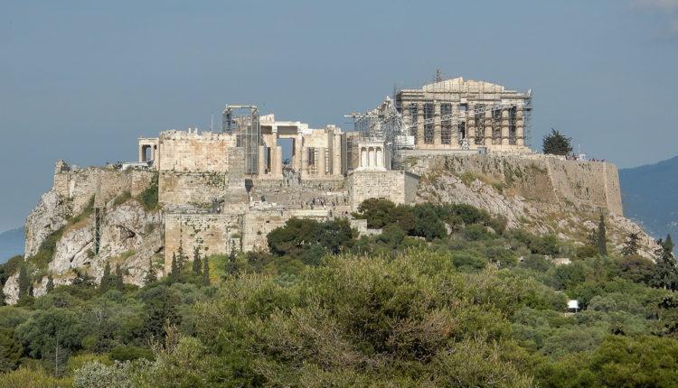 Atina pod opsadom!