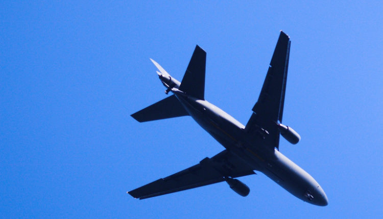Hrvatska: na avionu napuklo – staklo