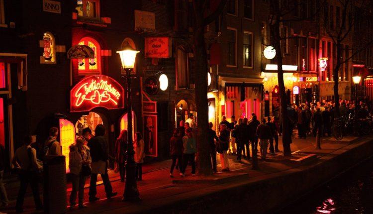 Gase li se zauvek crveni fenjeri u Amsterdamu?