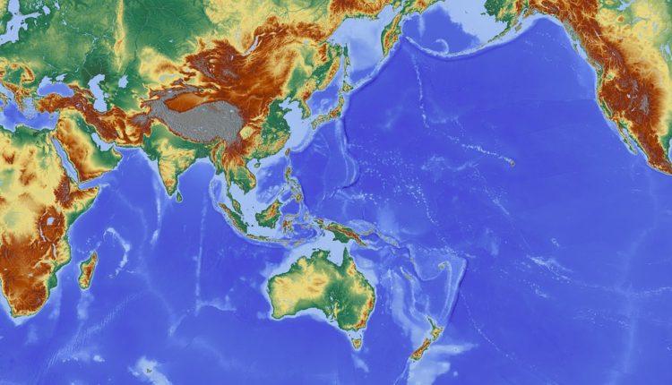 Svet u šoku: Nestao komad Zemlje ispod Indijskog okeana
