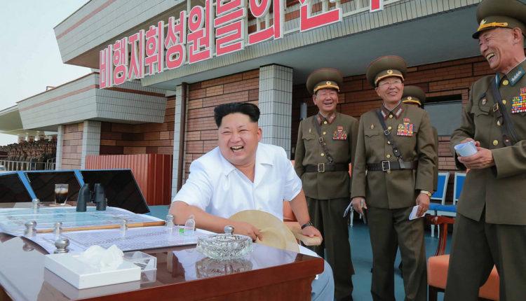 Kimova poseta Kini početak njegove svetske turneje?