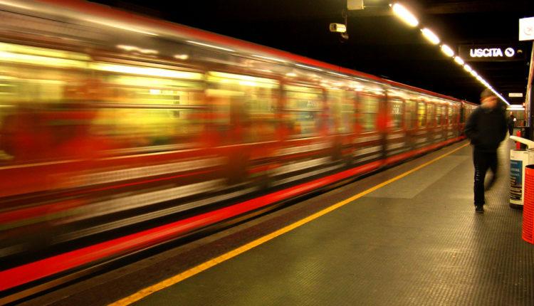 Stampedo u njujorškom metrou