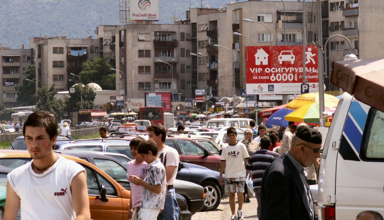 Dvojezična Makedonija – uvod u podelu države