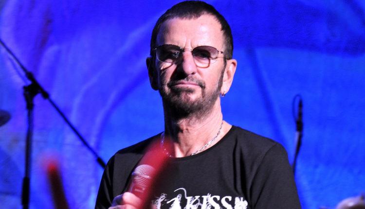 Ringo Star postao vitez!
