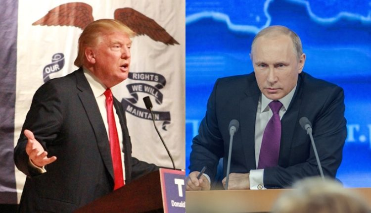 Tramp Putinu: Ja ću pobediti u trci u naoružanju