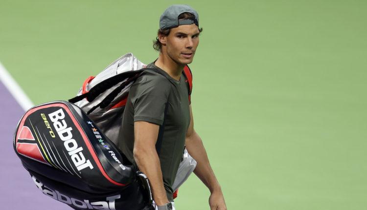 Rafael Nadal je plakao samo jednom posle izgubljenog meča
