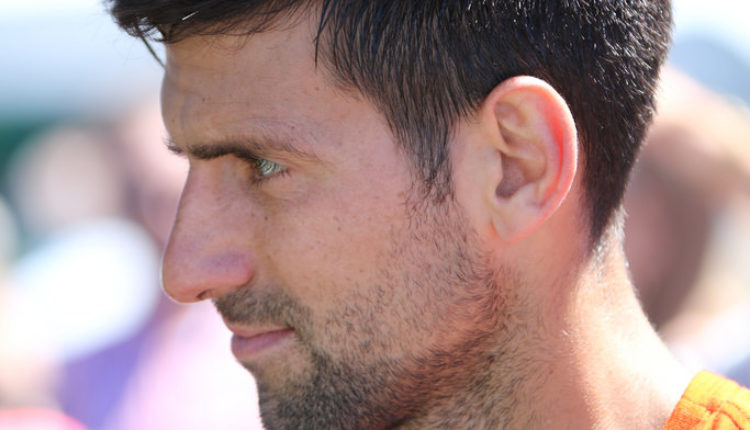 """Preneraziće vas šta je Novak uradio samo dan nakon odlaska """"pod nož"""""""