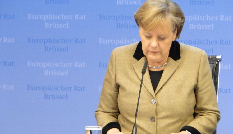 Merkelova otkriva zašto Nemačka nije napala Siriju