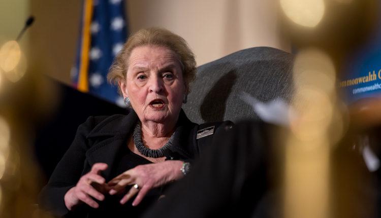 Klintonovi, Orbrajtova, Klark: Spisak najžešćih kosovskih lobista
