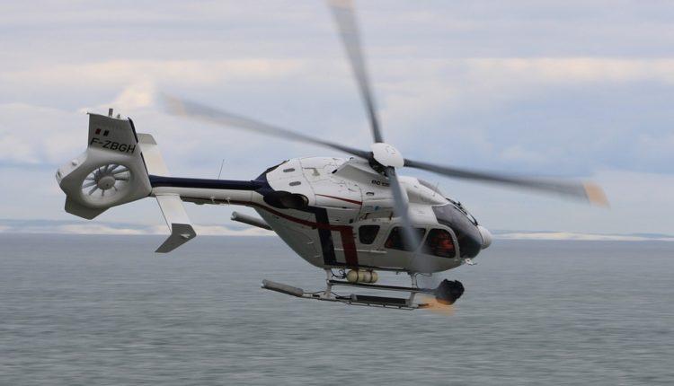 Beba rođena u helikopteru iznad Jadranskog mora