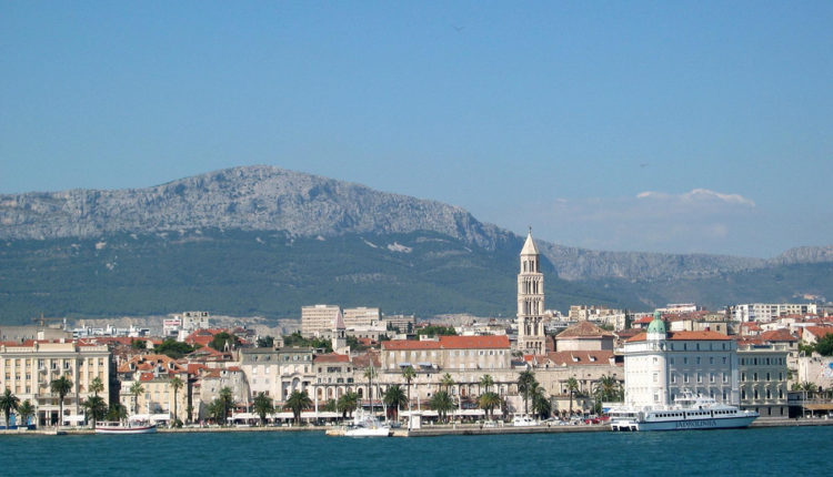 Ponovo osvanuli ustaški simboli u Splitu