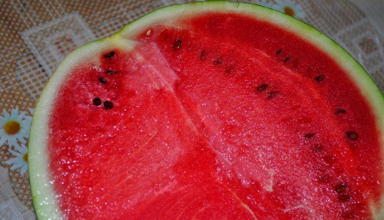 Obratite pažnju: Ako vidite procep unutar lubenice, odmah je bacite!