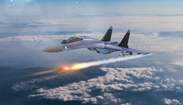 """Bliski susreti: Ruski """"suhoj"""" nebezbedno presreo američki izviđački avion"""