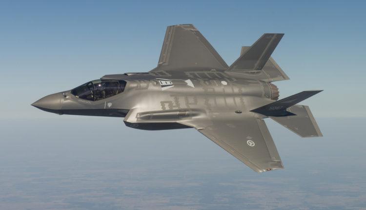 Srušio se američki F-35, drugi za pet dana – na istom mestu
