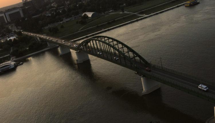 Stari savski most počinju da uklanjaju 1. juna 2019. – biće premešten na ovu lokaciju