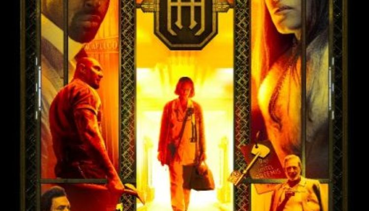 Hotel Artemis (video)