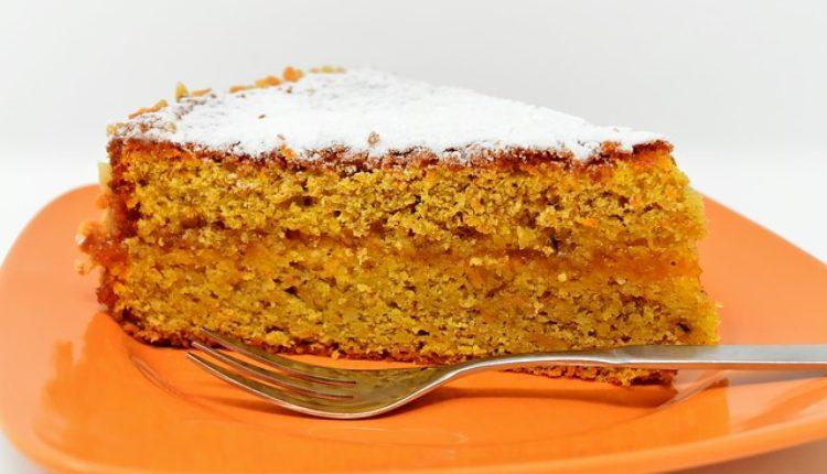 Idealna zdrava zamena za slatkiše: torta od šargarepe