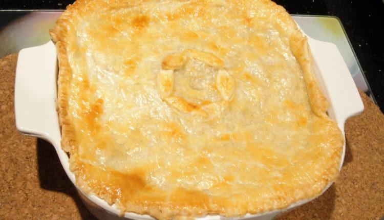 Ukusan i brz doručak: Pita sa blitvom