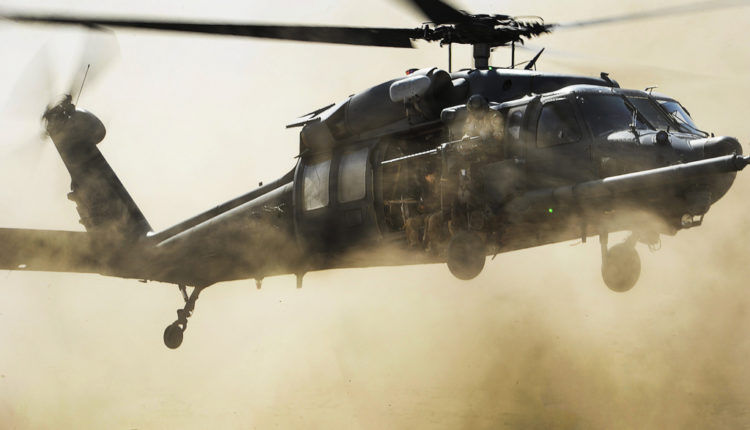 Srušio se vojni helikopter, najmanje 17 mrtvih