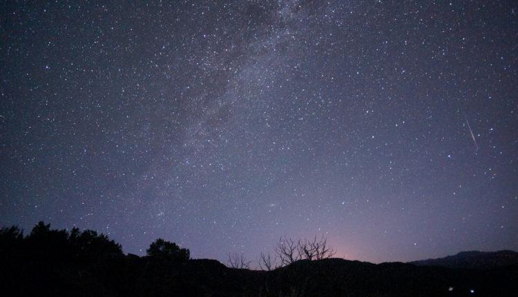 Za vikend spektakl na nebu: stiže kiša meteora