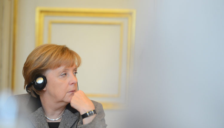 Stižu li prve političke posledice drhtavice Angele Merkel?